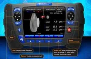 Машинна Проверка и Изправяне на Спирачни Дискове 5