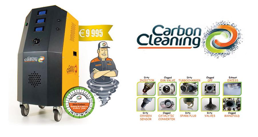 Carbon claen